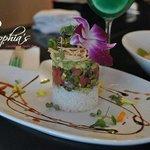 Foto de Sophia's Caribbean Sushi Bar