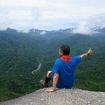 太鼓岩からの眺望