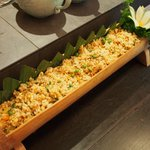 Steam Lotus Seed Rice