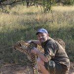 Cheeta encounter