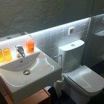 Todas las habitaciones tiene baño privado