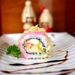 The Golden Blossom roll
