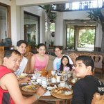 breakfast with my family