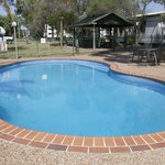 Swimming pool at the BIG4 Holiday Park in Warwick