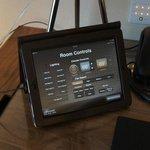 ipad room controls