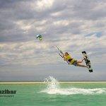 Kite Zanzibar Foto