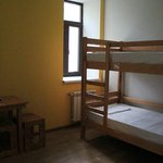 4 beds dorm. I was alone on 2nd night