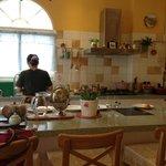Vivi is cooking =)
