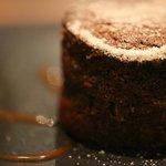 a 'perfect' chocolate fondant