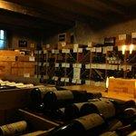 Wine cellar - temperature controlled underground