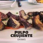 Crunchy Octopus