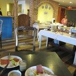 Restaurant at 2/F