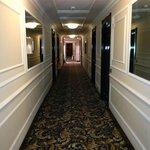 Common Hotel Hallway