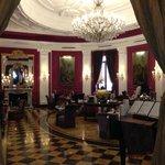 Hotel Lobby Bar - Baglioni Rome