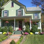 Photo de The Widow McCrea House Victorian Bed and Breakfast