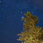 Muskoka sky at night from Lumina