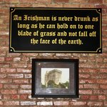 Blarney Castle Saying