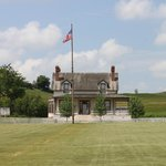 General Custer's home