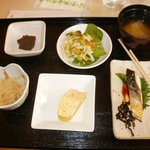 Japanese breakfast option