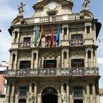 El ayuntamiento de Pamplona