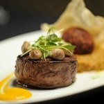 Shorthorn Fillet of Beef & Tarka Dhal
