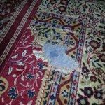 nice carpet...