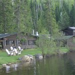 view of lodge