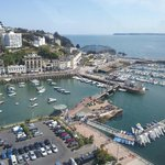 Torquay Marina from the Wheel