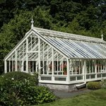 Victorian greenhouse