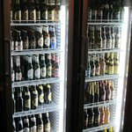 our beer selection