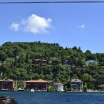 Istanbul - view from boat ride