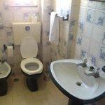 bathroom untouched since 60/70s