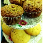 Best seller - Granny's recipe bran muffins.