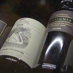 Ausgefallenes Weinsortiment