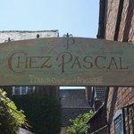 Chez Pascal Entrance