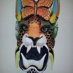 Mascara Boruca