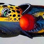 Borucan mask