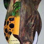 Mascara Boruca Ecologica