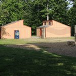 Campground restrooms and showers