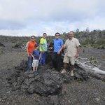 In Volcano Nat'l Park