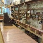 Museum old store exhibit