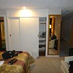 Looking towards sitting room/main door