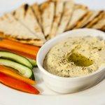 Mediterranean Creamy Hummus