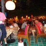 restaurant draußen outside