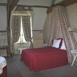This was our room - Jeanne d'Arc