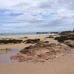 The beach at Cruden Bay