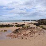 The beach at Cruden Bay
