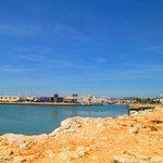 View of Villamoura harbour
