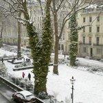 Hermosa nevada de Enero