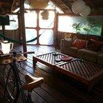 salón comunal/communal living room